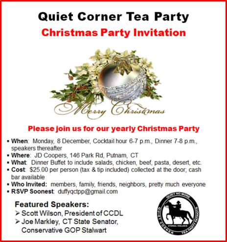 xmas party 2014 invite